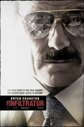 The Infiltrator Cartaz